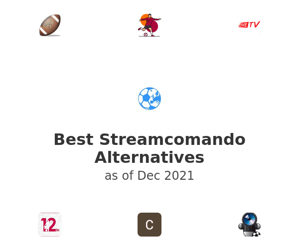 Best Streamcomando Alternatives