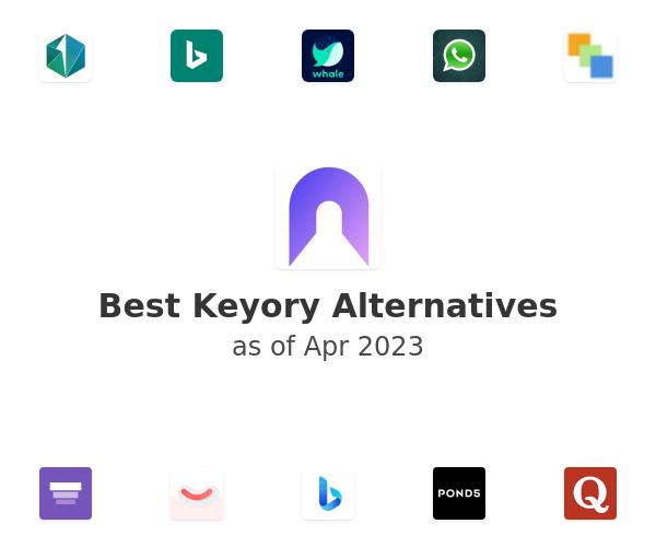 Best Keyory Alternatives