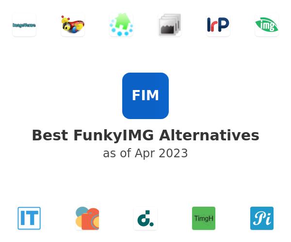 Best FunkyIMG Alternatives