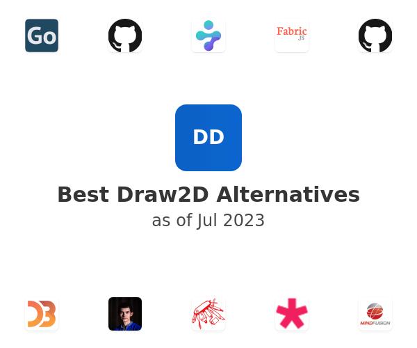 Best Draw2D Alternatives