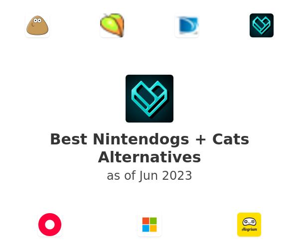 Best Nintendogs + Cats Alternatives