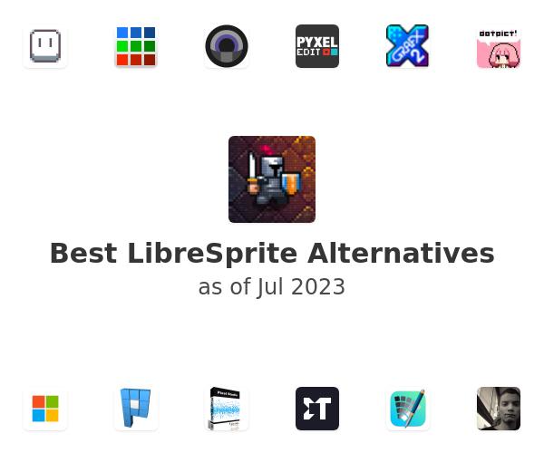 Best LibreSprite Alternatives