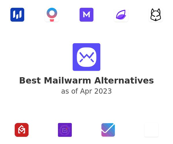 Best Mailwarm Alternatives