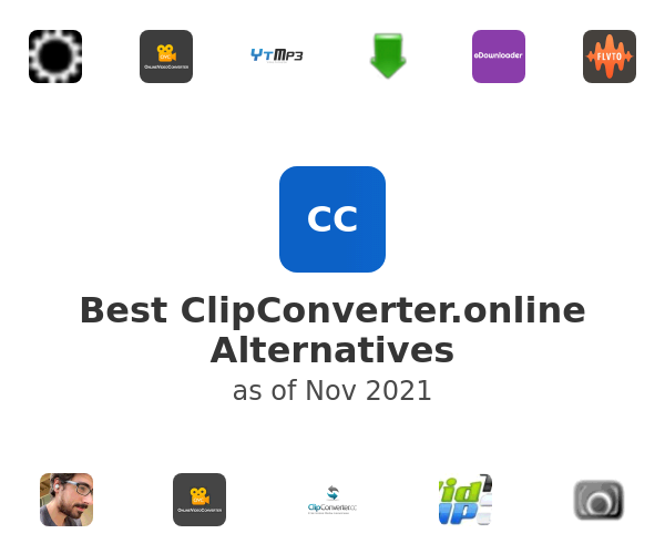 Best ClipConverter.online Alternatives