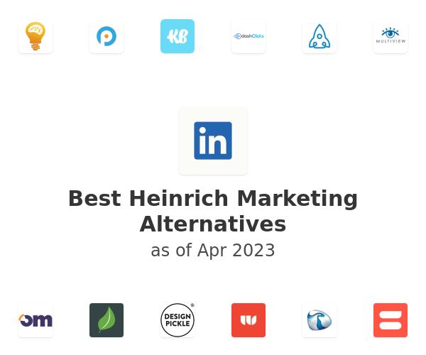 Best Heinrich Marketing Alternatives