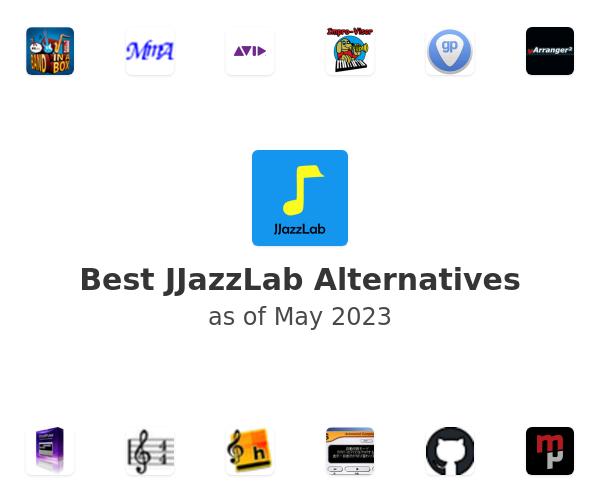 Best JJazzLab Alternatives