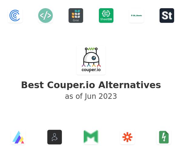 Best Coupler.io Alternatives