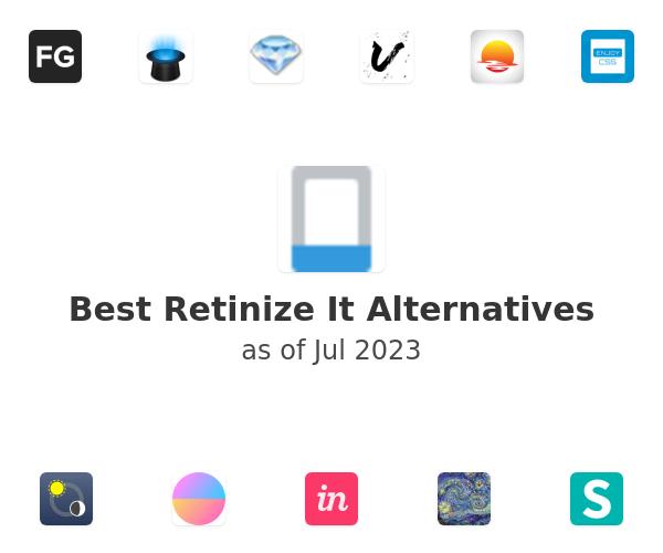Best Retinize It Alternatives