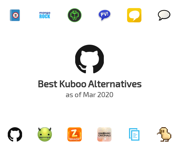 Best Kuboo Alternatives