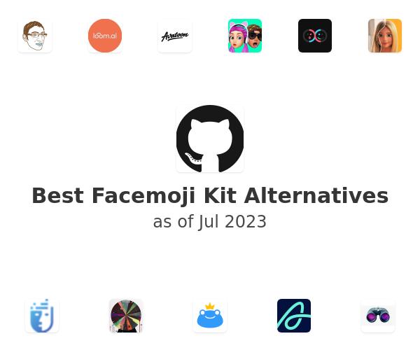 Best Facemoji Kit Alternatives