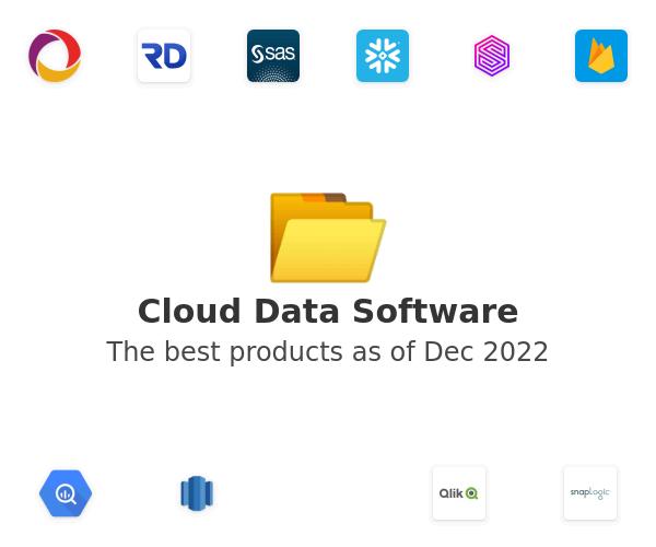 Cloud Data Software