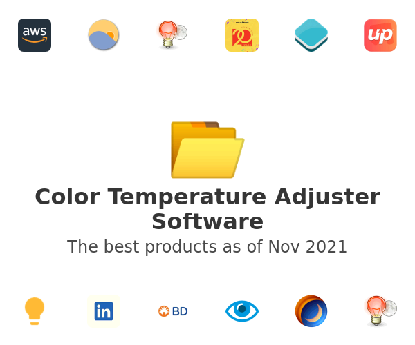 Color Temperature Adjuster Software