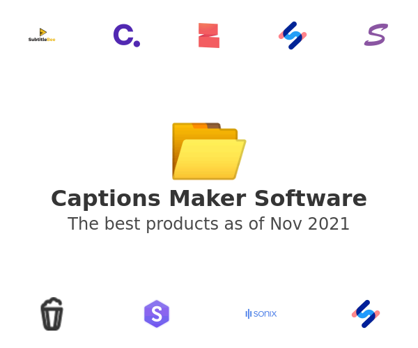 Captions Maker Software