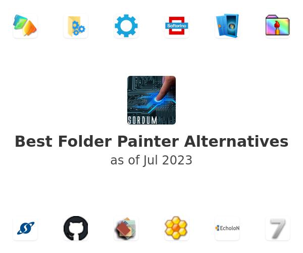 Best Folder Painter Alternatives