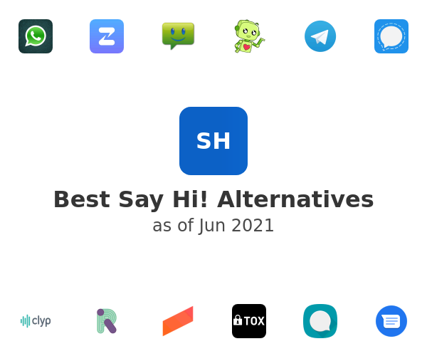 Best Say Hi! Alternatives