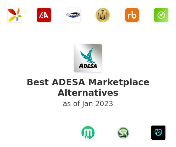 Best ADESA Marketplace Alternatives