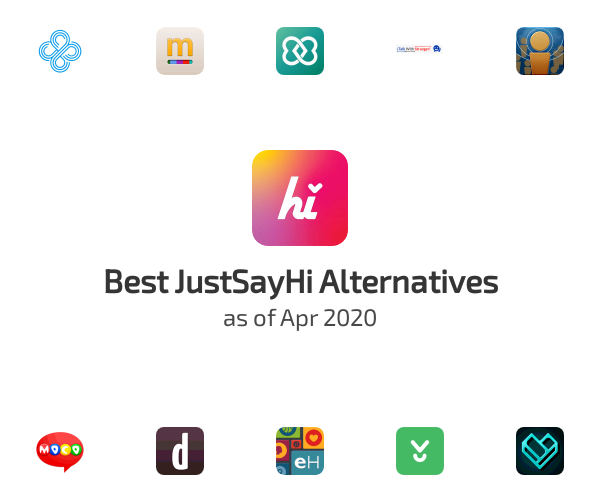 Best JustSayHi Alternatives