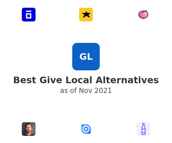 Best Give Local Alternatives