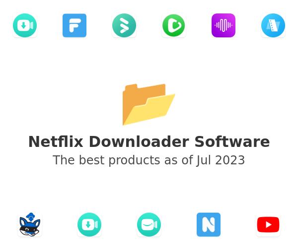 Netflix Downloader Software
