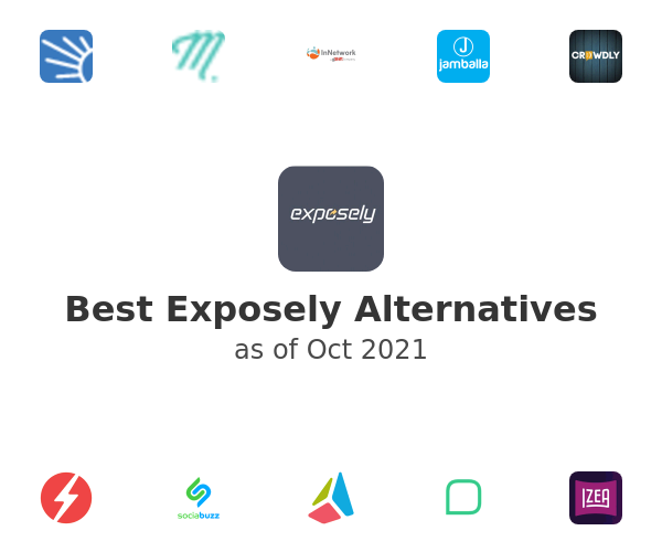 Best Exposely Alternatives