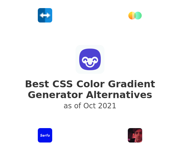 Best CSS Color Gradient Generator Alternatives