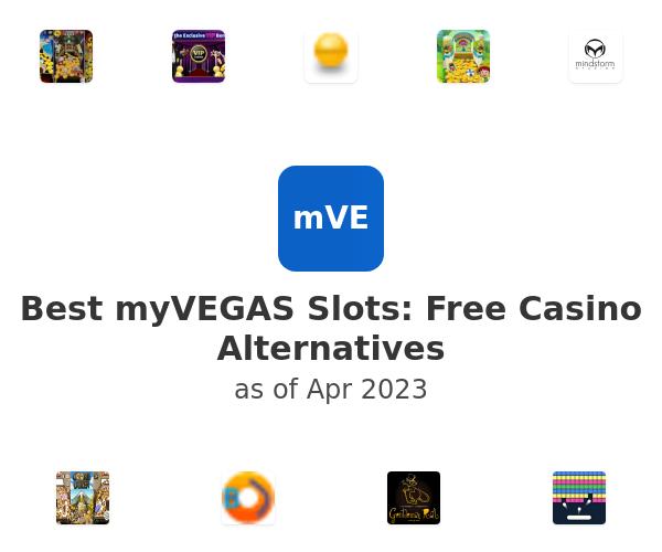 Best myVEGAS Slots: Free Casino Alternatives