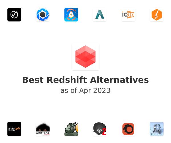 Best Redshift Alternatives
