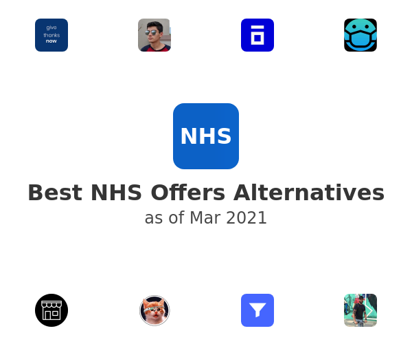 Best NHS Offers Alternatives