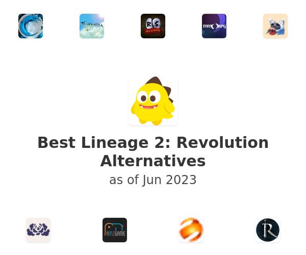 Best Lineage 2: Revolution Alternatives