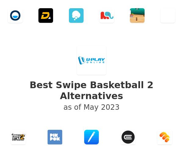 Best Swipe Basketball 2 Alternatives