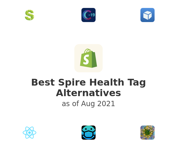 Best Spire Health Tag Alternatives