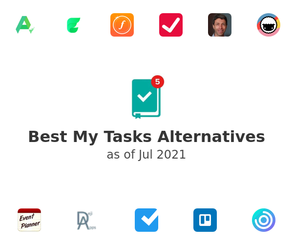 Best My Tasks Alternatives