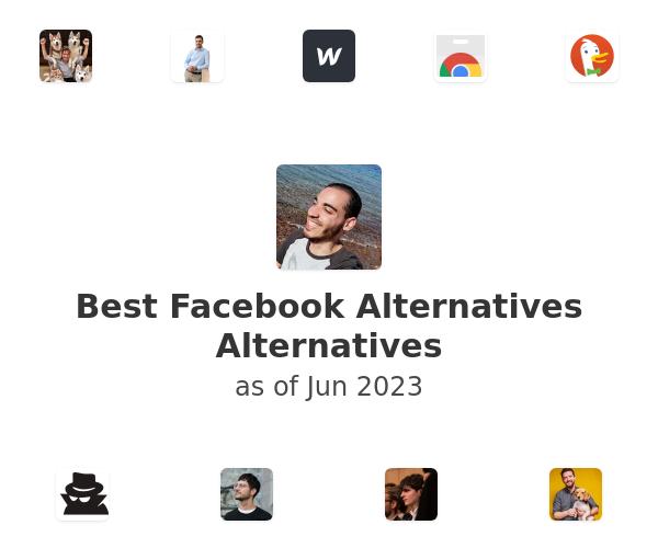 Best Facebook Alternatives Alternatives