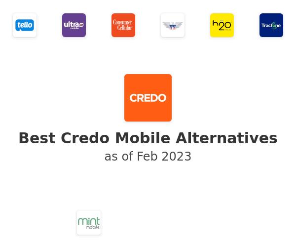 Best Credo Mobile Alternatives