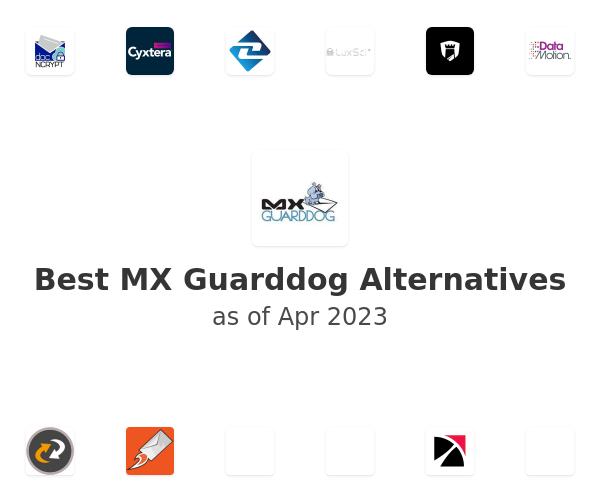 Best MX Guarddog Alternatives