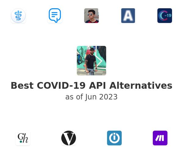 Best COVID-19 API Alternatives