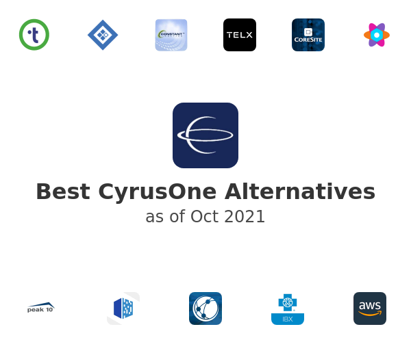 Best CyrusOne Alternatives