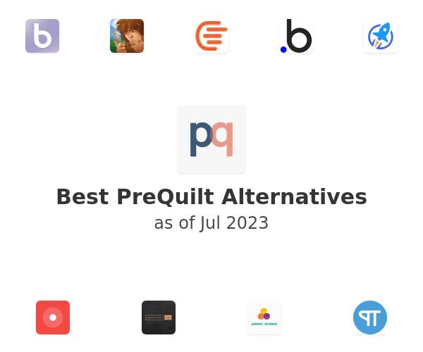 Best PreQuilt Alternatives