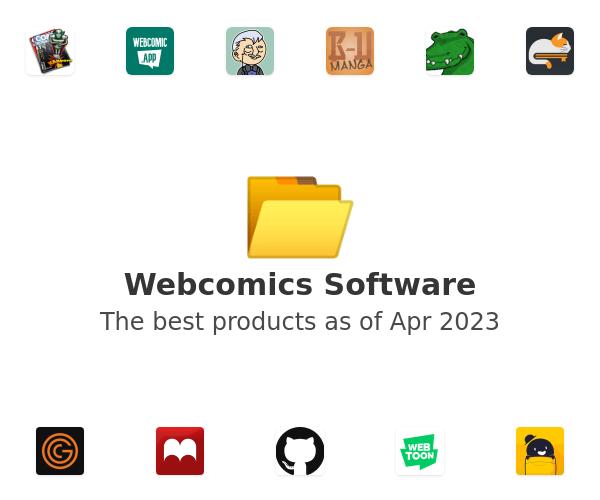 Webcomics Software
