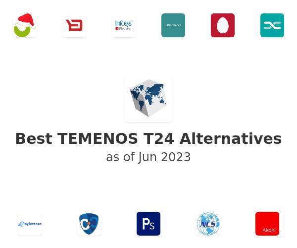 Best TEMENOS T24 Alternatives