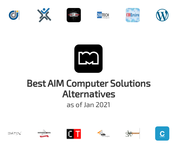 Best AIM Computer Solutions Alternatives