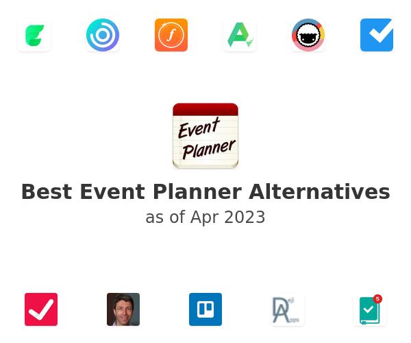 Best Event Planner Alternatives