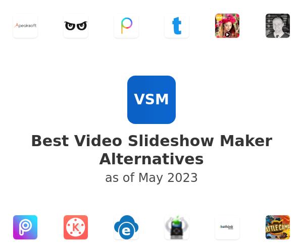 Best Video Slideshow Maker Alternatives