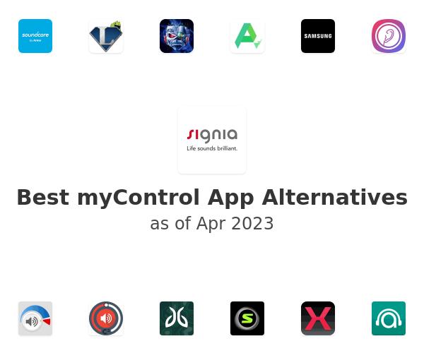 Best myControl App Alternatives