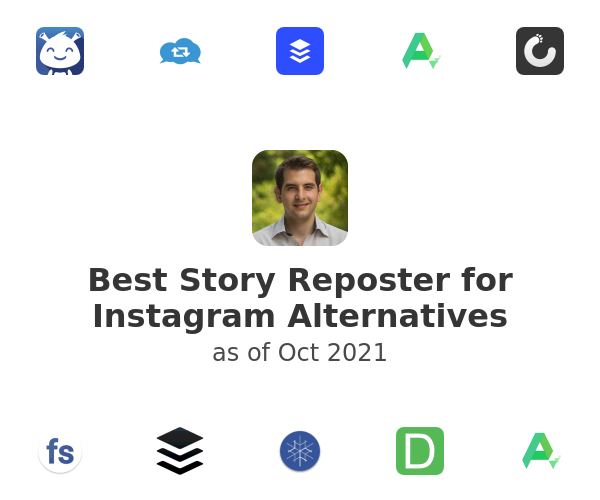 Best Story Reposter for Instagram Alternatives