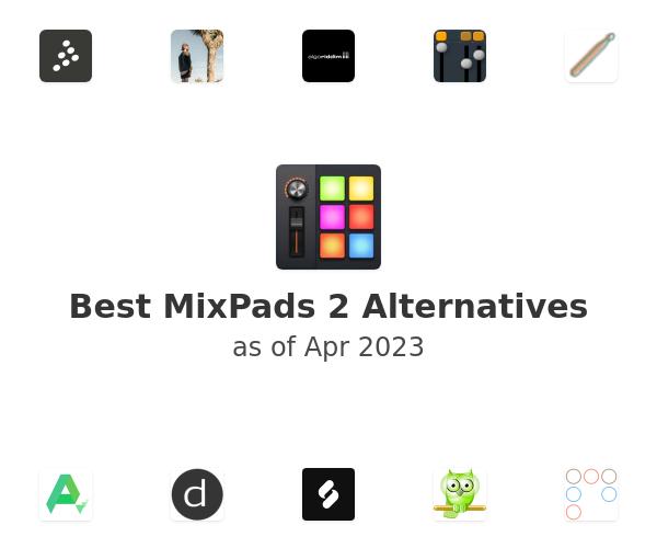 Best MixPads 2 Alternatives
