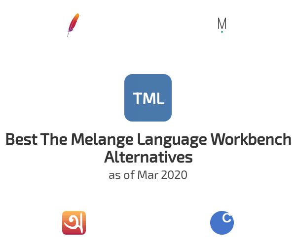 Best The Melange Language Workbench Alternatives