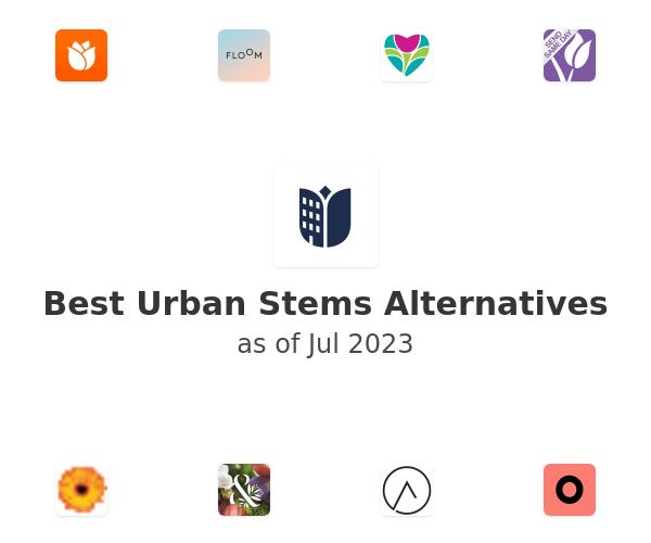 Best Urban Stems Alternatives