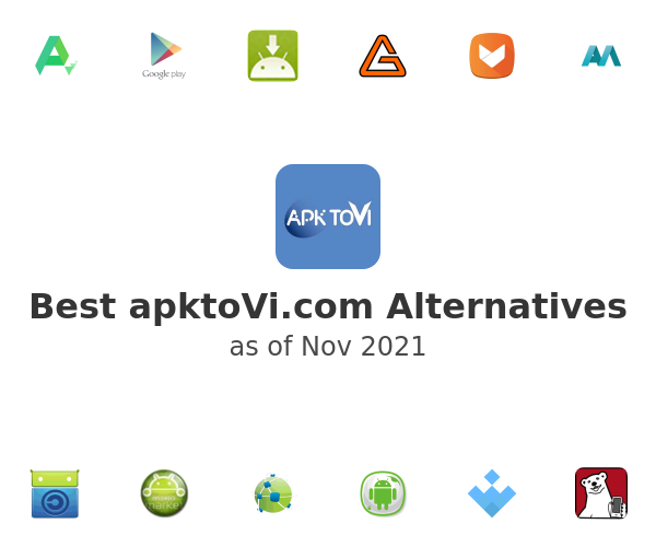 Best apktoVi.com Alternatives