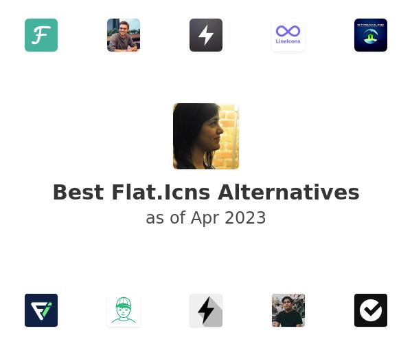 Best Flat.Icns Alternatives